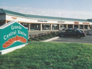 Grande Centeral Station